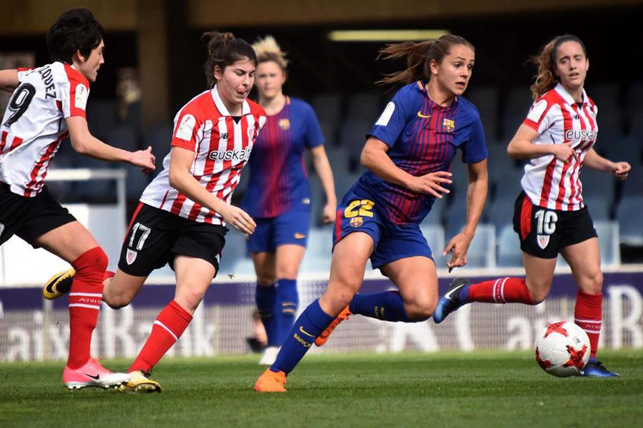 Continúa el bloqueo en el fútbol femenino