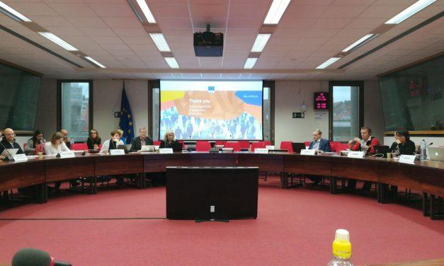 Reunión del Comité de Diálogo Social del sector de actuaciones en vivo