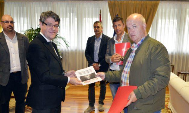 UGT presenta al ministro de Energía, Turismo y Agenda Digital sus propuestas para conformar un Pacto de Estado para la digitalización de España